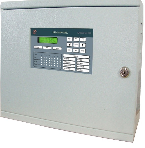 Conventional Fire Alarm Control Panel - Brand Fire Guard UK